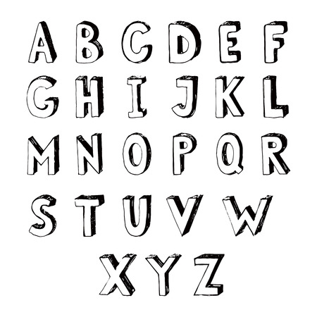 letter: alphabet