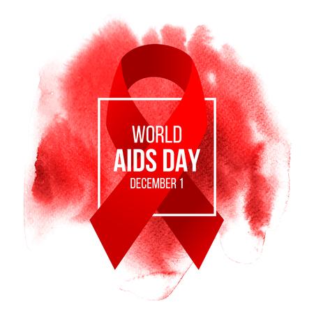 세계 에이즈의 날 포스터