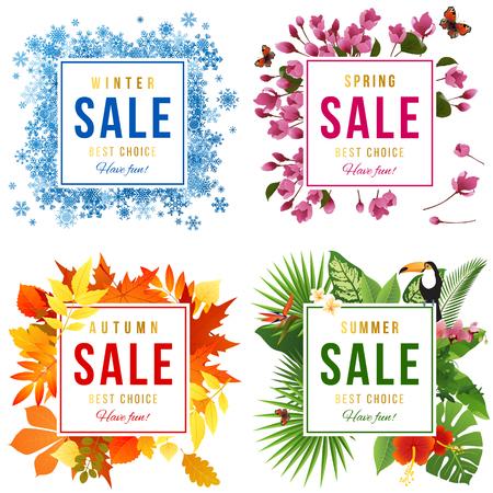 Four Seasons sale