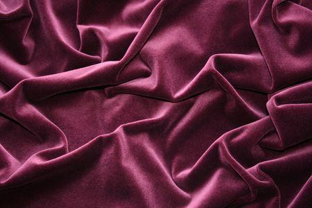 pleat: pleated velvet for background
