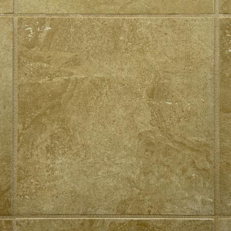vierkant marmeren tegel met mortel aan elke kant