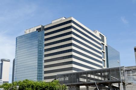 Modern City Skyline with office buildings Stock Photo - 20017412