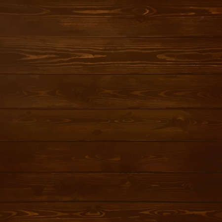 old timber wood wall floor weatherboard painted stained brown vector background texture