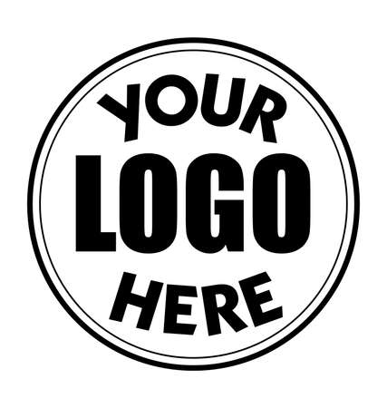your logo here placeholder symbol vector