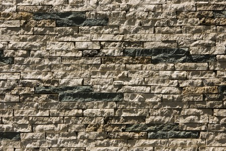 Horizontal Rock Wall