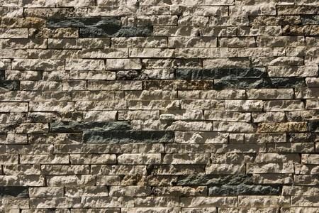 Horizontal Rock Wall