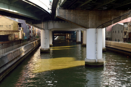 fishy: Under the overpass