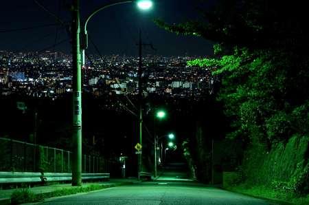 nishinomiya: Through the night