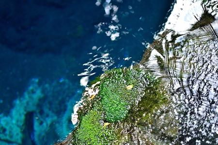 groundwater: Spring  cakita spring water