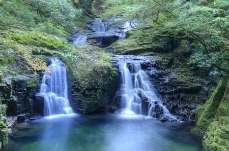 ストリームの滝