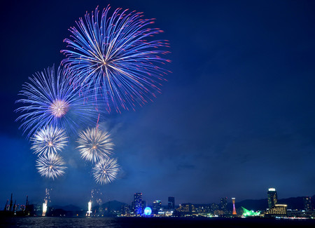 Kobe marine Fireworks