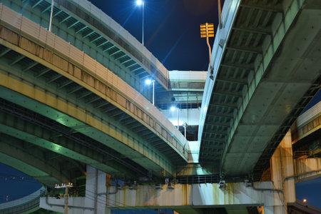 Hanshin Expressway Tenhozan Junction