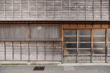 Japan, Kanazawa, Hisashi Chaya Street, old town