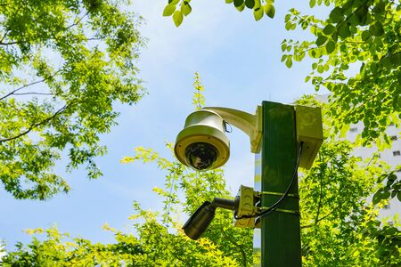 Park Security Cameras
