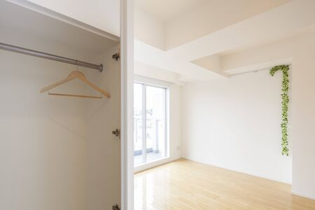 Storage of apartments