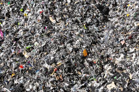 Industrial waste Stok Fotoğraf