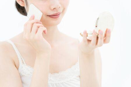Makeup, Foundation, Women