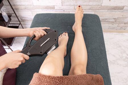 Hair removal salon Stock Photo - 135466372