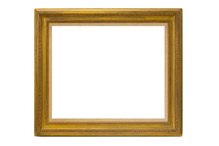 The amount of the painting (complete white except for the frame)