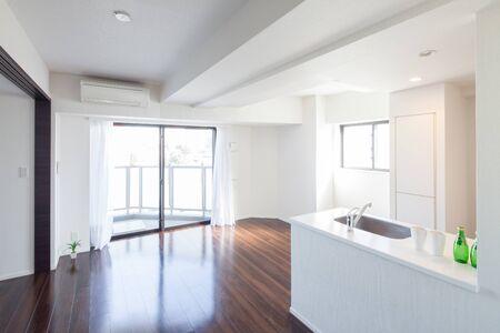 Bright room in apartment
