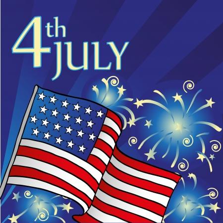 네번째: 미국 독립 기념일