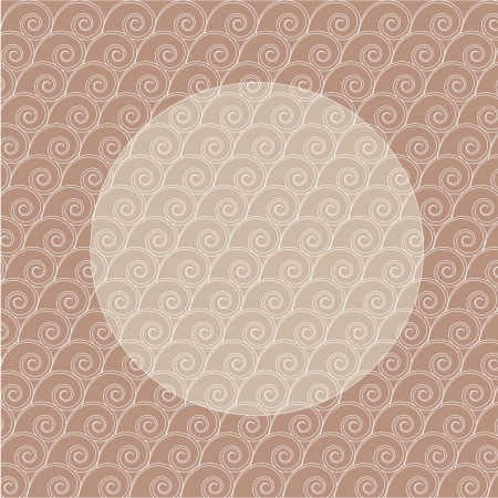 brown backgrounds with seashells