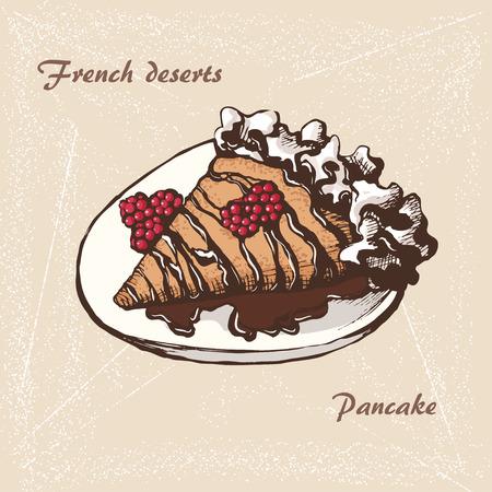 pancake: The sketch of pancake