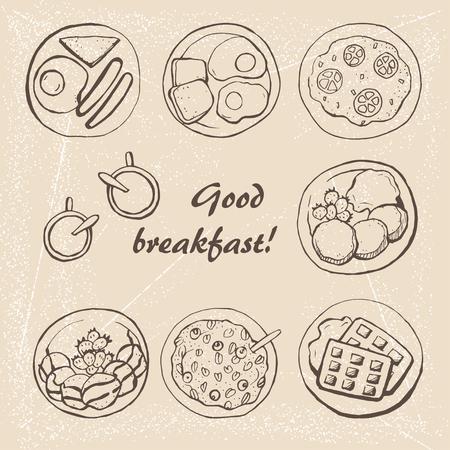 건강한 아침 식사 2