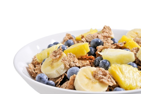 simple meal: Cereals product