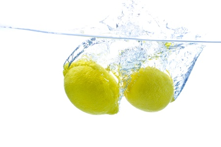 undulation: Underwater lemon