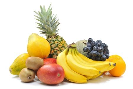 Fresh fruit Banque d'images