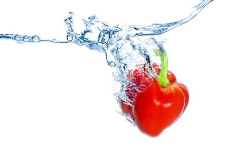 undulation: Underwater paprika