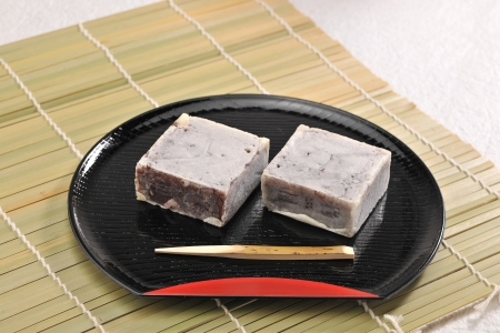 rice cake: Kintuba(Japanese traditional cake)
