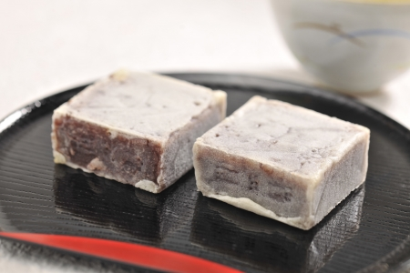 teacake: Kintuba(Japanese traditional cake)