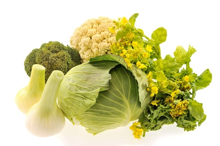 Spring vegetables Stock Photo