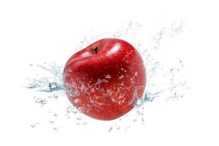 新鮮なリンゴ 写真素材