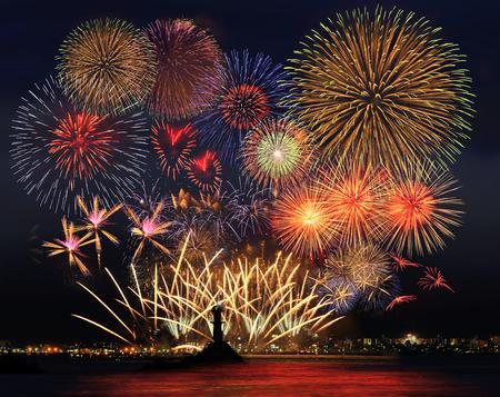 fireworks Banque d'images