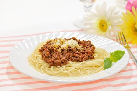 pasta fork: pasta Stock Photo