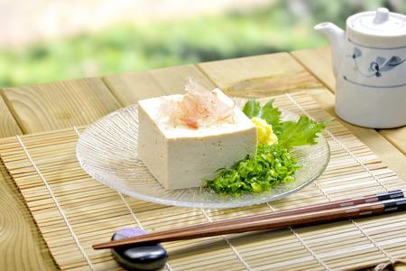 cold tofu Stock fotó