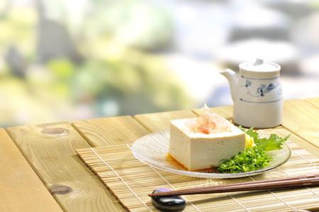 cold tofu 版權商用圖片
