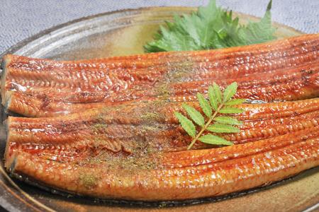 stamina: Grilled eel