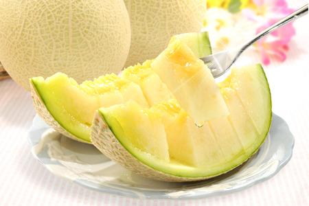 juicy: melon