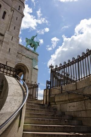 coeur: Basilica Sacre Coeur - Paris