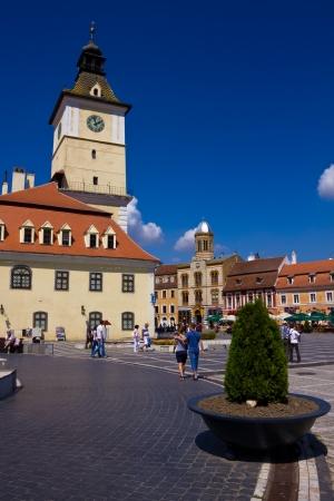 Council Square (Piata Sfatului) - Brasov Stock Photo - 14681677