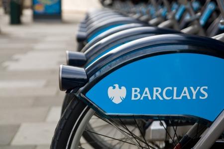 Public bikes of London