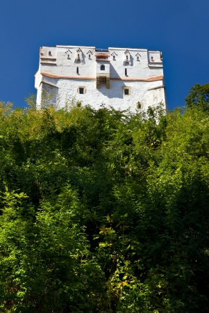 White Tower of Brasov, Transylvania, Romania Stock Photo - 16898596