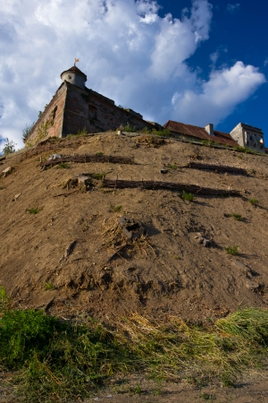 Cetatuia  Fortress  - a part of the outer Brasov fortifications Stock Photo - 16898598