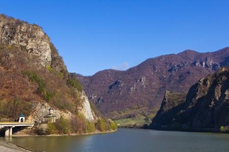 Olt river gorge - Cozia, Valcea, Romania