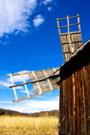Windmill park, Astra Park, Sibiu, Transylvania, Romania Stock Photo - 18716221