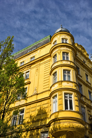 Vienna beautiful old buildings architecture